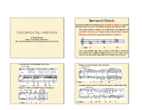 1) Handout 1 Borrowed Chords & Altered Chords