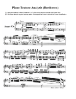 6) Exercise 3 Piano Texture (Beethoven)